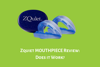 Zquiet Snoring Mouthpiece Review