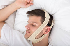 Will a Chin Strap Help You Stop Snoring? Probably not!
