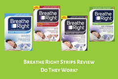 Breathe Right Nasal Strips Review: Do They Work?