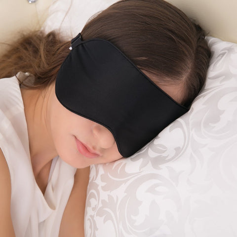 Alaska Bear Natural Silk Sleep Mask