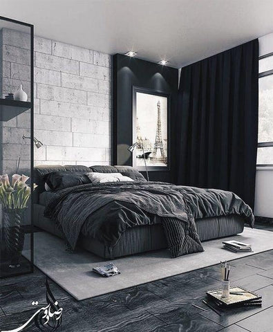 Design A Dark Bedroom For Better Sleep Smart Nora