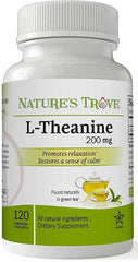 L-Theanine 200mg by Nature's Trove