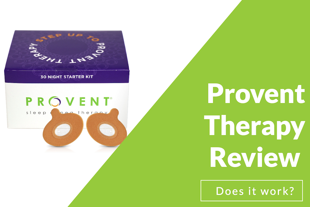 Provent Therapy Review
