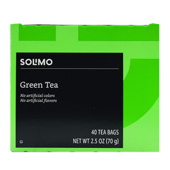 Solimo Green Tea