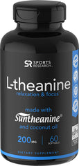 Suntheanine L-Theanine 200mg