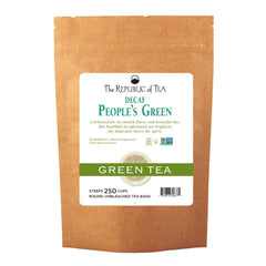 The Republic of Tea Decaf The People's Green Tea