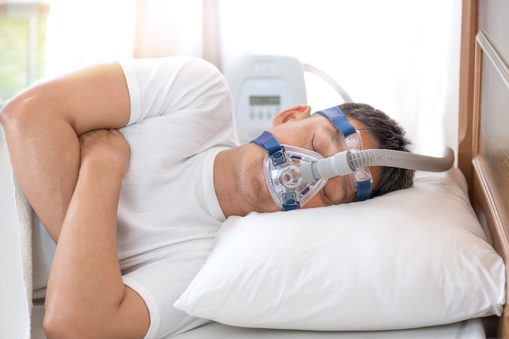 bipap machine vs cpap