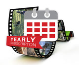 Video Streaming - Yearly