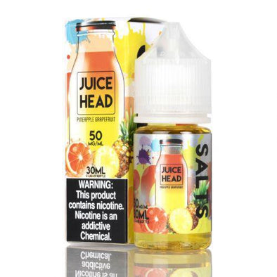Pineapple Grapefruit - Juice Head Salt - 30ml