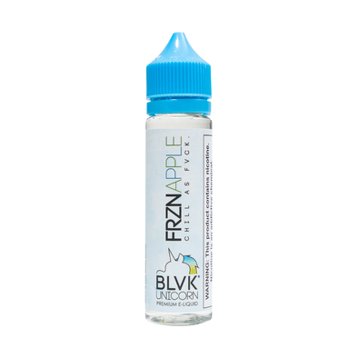 FRZN Apple - BLVK Unicorn E-Liquid - 60ml