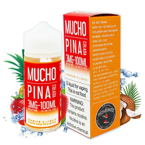 Mucho Pina Colada - Neighborhood E-Liquid - 100ml