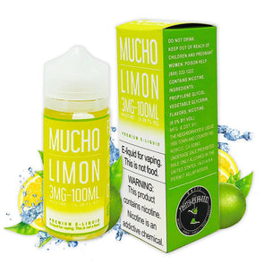 Mucho Limon - Neighborhood E-Liquid - 100ml