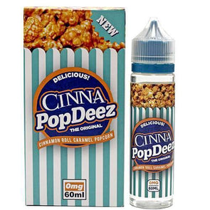 Cinna Pop Deez - Steep Vapors - 60ml
