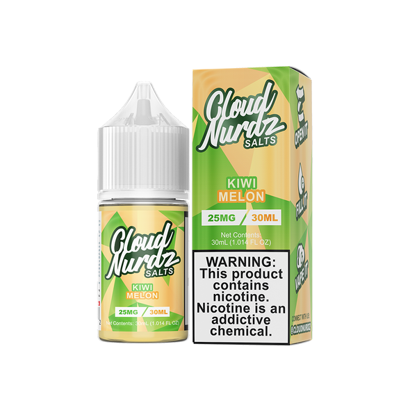 Kiwi Melon - Cloud Nurdz Salts - 30ml