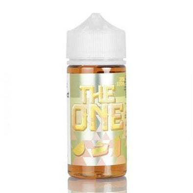 Lemon - The One E-Liquid - Beard Vape Co. - 100ml