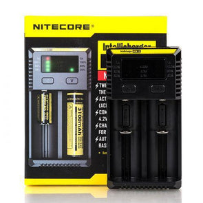 Nitecore I2 Battery Charger (2-Bay)