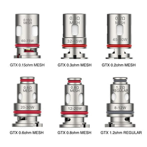 Vaporesso GTX-2 Replacement Coils