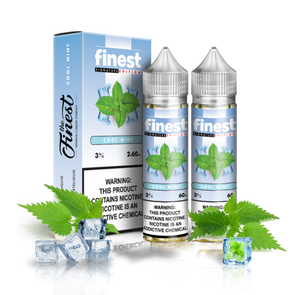 Cool Mint  - The Finest SaltNic Series - 30ml