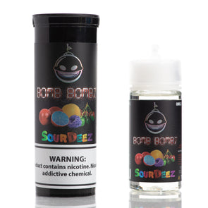Sour Deez - Bomb Bombz - 100mL
