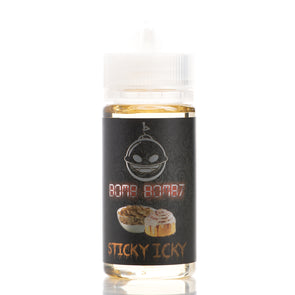 Sticky Icky - Bomb Bombz - 100ml
