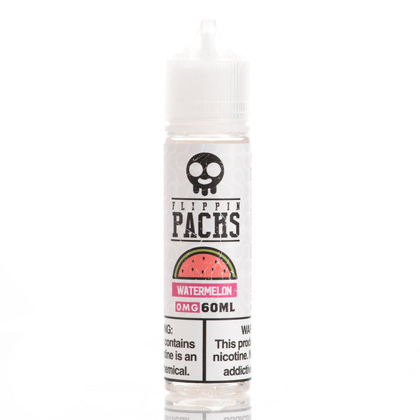Watermelon - Flippin Packs - 60ml