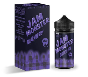 Blackberry - Jam Monster - 100ml
