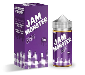 Grape - Jam Monster - 100ml