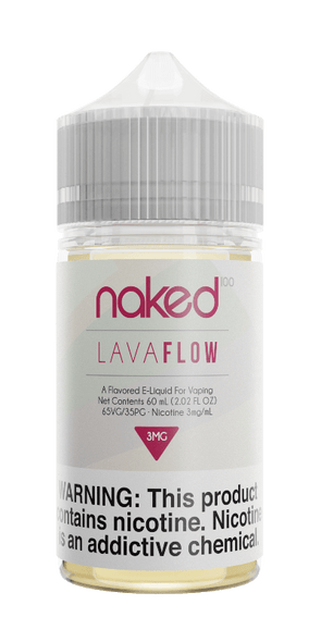 Lava Flow - Naked 100 Original - 60ml