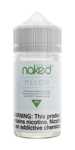 Melon - Naked 100 Menthol - 60ml