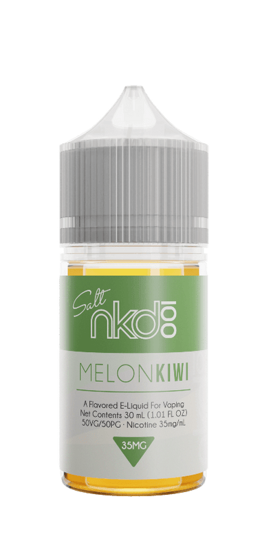 Melon Kiwi - Nkd 100 Salt E-Liquid - 30ml