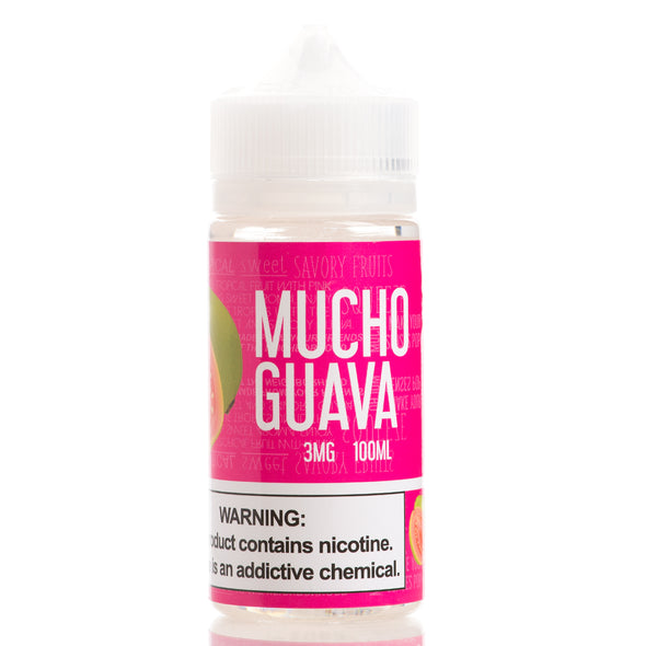 Mucho Guava - Neighborhood E-Liquid - 100ml