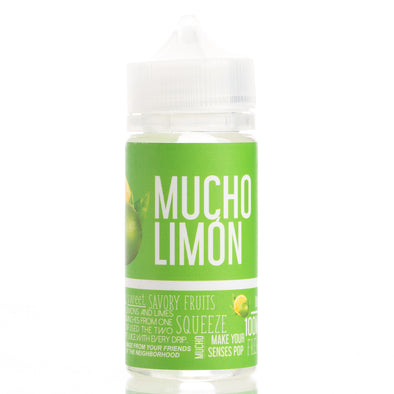 Limon - Mucho eJuice - 100mL