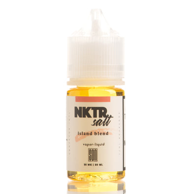 Island Blend - NKTR Salt by SQN - 30ml
