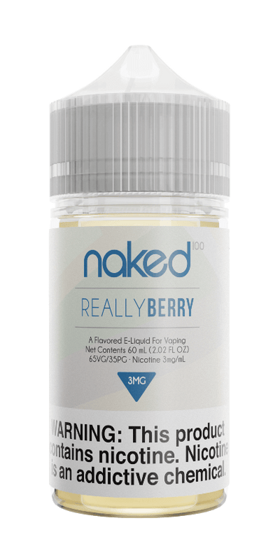 Really Berry - Naked 100 Original - 60ml