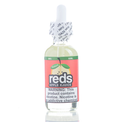 Reds Apple Guava eJuice - 7 Daze - 60mL