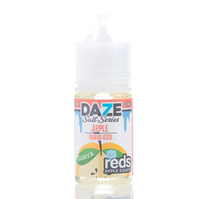Reds Apple Guava Iced eJuice - 7 Daze Salt Series - 30mL