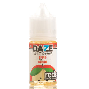 Reds Apple eJuice - 7 Daze Salt Series - 30mL