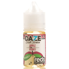 Berries Reds Apple eJuice - 7 Daze Salt Series - 30mL