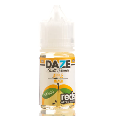 Mango Reds Apple eJuice - 7 Daze Salt Series - 30mL