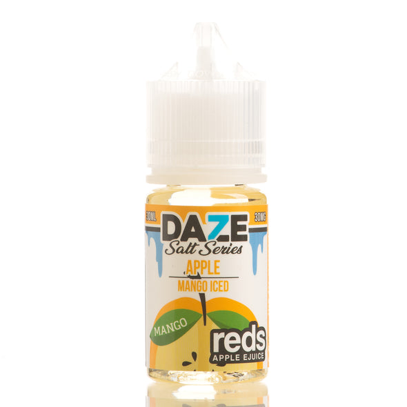 ICED MANGO Reds Apple E-Juice - 7 Daze SALT - 30ml