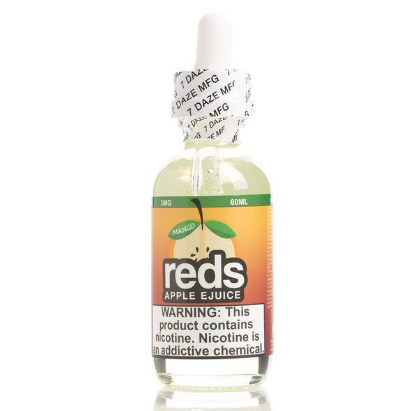 Mango Reds Apple eJuice - 7 Daze - 60mL