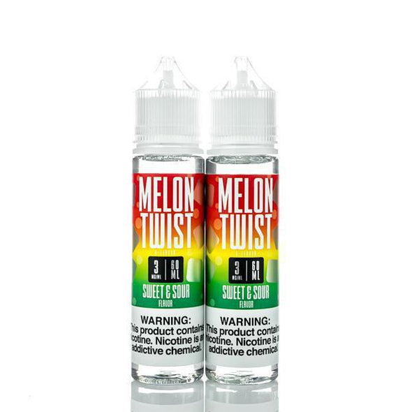 Sweet & Sour - Melon Twist E-Liquid - 60ml