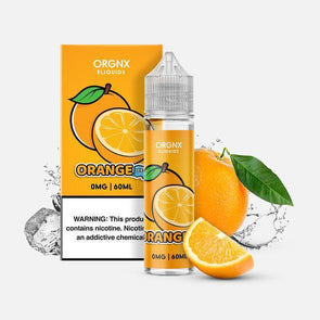 Orange Ice - ORGNX E-Liquids - 60ml