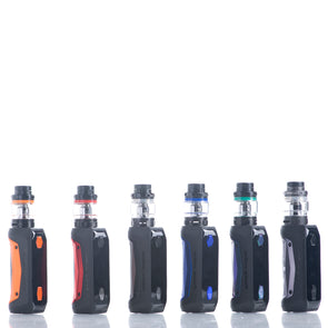 Geek Vape Aegis Solo 100W Box Mod and Geek Vape Cerberus Sub-Ohm Tank Starter Kit