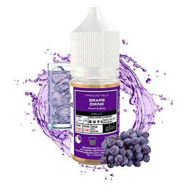 Grape Drink - Basix Salts Series - Glas Vapor E-Liquid - 30ml