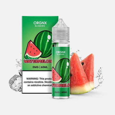 Watermelon Ice - ORGNX E-Liquids - 60ml