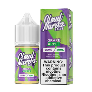 Grape Apple - Cloud Nurdz Salts - 30ml