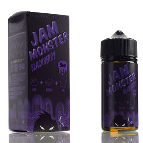 Blackberry - Jam Monster E-Liquids - 100mL
