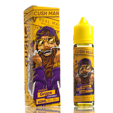 Cush Man Mango Grape - Nasty Juice - 60ml