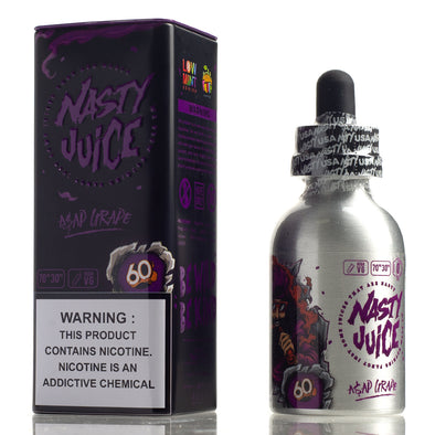 ASAP Grape - Nasty Juice - 60mL